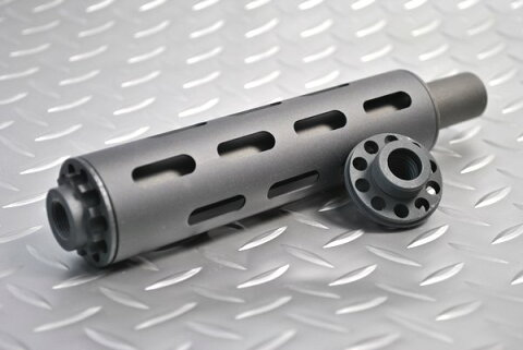 MD2 Heat Sink サイレンサー&アダプター セット