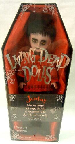 【まもなく入荷 1804】リビングデッドドールズ(Living Dead Dolls)シリーズ15 JUDAS(ユダ)