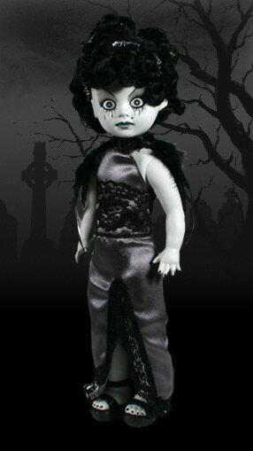 【まもなく再入荷 6】リビングデッドドールズ(Living Dead Dolls)シリーズ5JEZEBEL(ジュゼベル) ミステリー メズコ限定 未開封ver