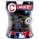 【まもなく再入荷 1705】Imports Dragon MLB フィギュア Wave 1/フランシスコ・リンドール(クリーブランド・インディアンズ)