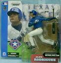 【まもなく再入荷 1】マクファーレントイズ MLBフィギュア シリーズ2/アレックス・ロドリゲス(A・ロッド)variant/テキサス・レンジャーズ