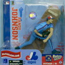 【まもなく入荷 1503】マクファーレントイズ MLB フィギュア シリーズ9/ランディ・ジョンソン variant/モントリオール・エクスポズ Retro【05P01Mar15】