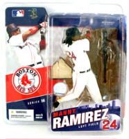 McFarlane Toys MLB series Figure 16/Manny-Ramirez and Boston, Red Sox