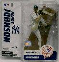 【まもなく再入荷 1507】マクファーレントイズ MLB フィギュア シリーズ13/ランディー・ジョンソン/ニューヨーク・ヤンキース