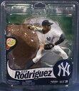 マクファーレントイズ MLBフィギュア シリーズ29/アレックス・ロドリゲス/ニューヨーク・ヤンキース/mcfarlane【05P06Aug16】