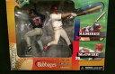 【まもなく再入荷 1806】*パッケージ傷みあり マクファーレントイズ MLB フィギュア 2PK シリーズ/マーク・マグワイア & マニー・ラ..