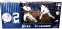 マクファーレントイズ MLB 2PK ニューヨーク・ヤンキース/アレックス・ロドリゲス&デレク・ジーター【05P22Jul14】