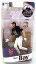 マクファーレントイズ MLB フィギュア/エリートチーム ジェイソン・ベイ/ニューヨーク・メッツmcfarlane