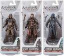 【まもなく入荷 1602】マクファーレントイズ Assassin's Creed 6インチフィギュア シリーズ4 SET OF 3/アサシン・クリード