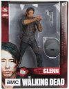"""【まもなく入荷 1710】マクファーレントイズ The Walking Dead Glenn Rhee """"Legacy"""" Edition 10インチ デラックスフィギュア/ウォーキ.."""