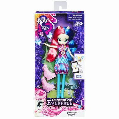 【まもなく入荷 1610】マイリトルポニー Equestria Girls Legend of Everfree Doll Sweetie Drops/My Little Pony