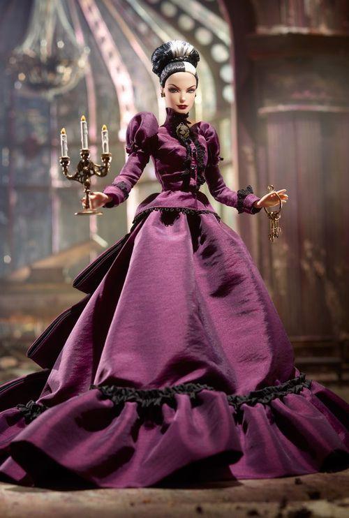 【まもなく入荷 1504】Barbie Haunted Beauty Mistress of the Manor/ゴールドラベル/限定品 バービー