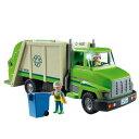 【まもなく入荷 1503】Playmobil(プレイモービル) ゴミ収集車/Green Recycling Truck グリーン リサイクリ...