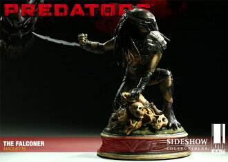 Predators (PREDATORS) THE FALCONER MAQUETTE( Fall Conner マケット )/ side show toy (SIDESHOW)