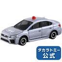 トミカNo.2スバルWRXS4覆面パトロ−ルカー(箱) トミカ ミニカー タカラトミー【tomica_d】