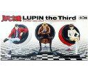 【全3種セット】■ルパン三世 チェア型ケース フィギュア バンプレスト