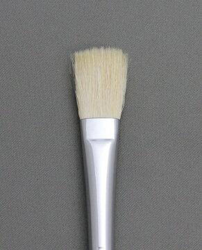 高級ポスター平筆5号(トーヨー教材特製)夏休みの宿題のポスターで大活躍♪短時間で広い面をムラなくきれいに塗れるバラ売り
