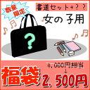 【送料無料】書道セット 習字セット 書写セット 女の子用 福袋