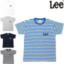 LEEリーPOCKET LOGO TEE CREW-NECK(ユニセックス)LS1242