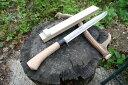 土佐自由鍛造 火床作り アウトドア剣鉈 270 土佐オリジナル白鋼 140613-004