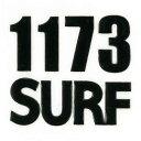 ショッピングアイコス 蒔絵シール 【1173 SURF 黒】 ケータイ スマホ iPhone デコ ステッカーサーフィン いいなみ 海 マリン MOJI 文字 iQOS アイコス