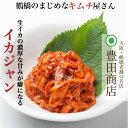 【イカジャン 1パック(300g) いか イカキムチ 珍味 おつまみ 海鮮 韓国食品 格