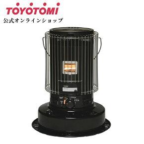 トヨトミ TOYOTOMI KS-67H(B) おうちキャンプ 対流型 高火力 石油ストーブ ブラック コンクリート24畳/木造17畳まで 日本製