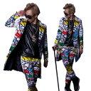 ダンス衣装 ファッション ヒップホップ メンズ ジャズダンス MENS JAZZ DS ストリート