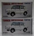 トミカリミテッドヴィンテージLV28 マツダキャロル 2台組