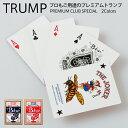 トランプ★新商品【メール便送料無料】【プレミアム クラブ トランプ】カード ポーカー カジノ TRU