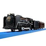 プラレール S-28 ライト付きD51蒸気機関車  【】