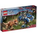 レゴ ジュラシックワールド 75918 ティラノサウルス・レックスの追跡【送料無料】