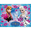 【クリアランス】【クリランス】 アナと雪の女王 クリアスタンドパズル244ピース「雪の国の姫君たち」(2501-06)