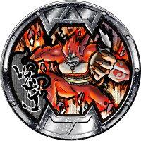 【3DSソフト】妖怪ウォッチバスターズ赤猫団(永久同梱:レッドJメダル(Bメダル)+赤猫団オリジナルステッカー)