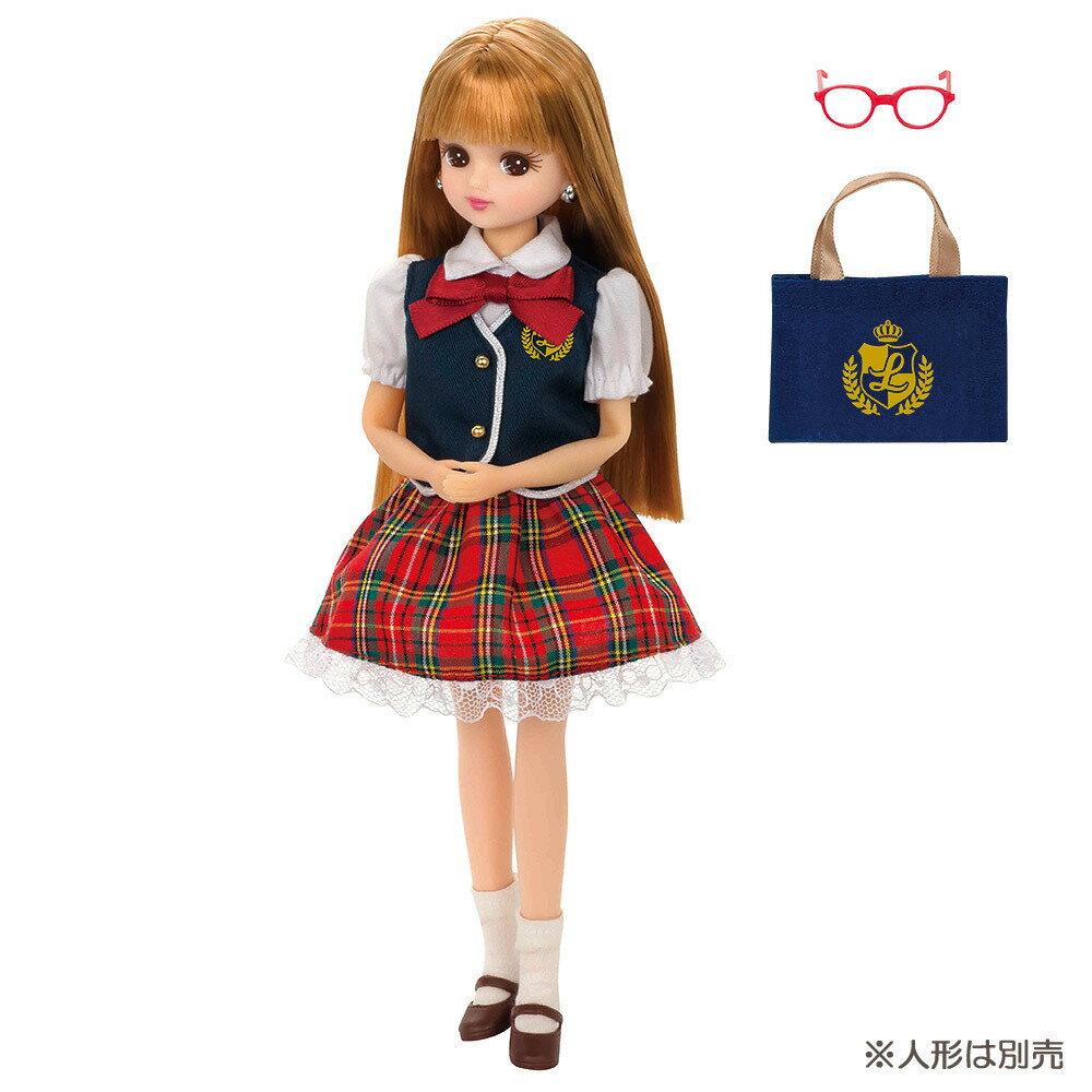 リカちゃんドレス LW-08 かわいいせいふくの商品画像