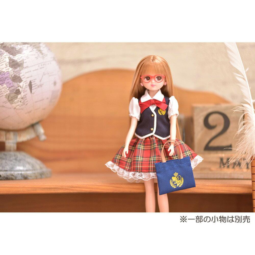リカちゃんドレス LW-08 かわいいせいふくの紹介画像3