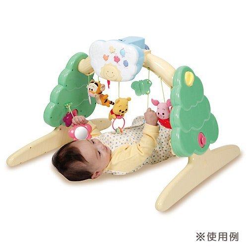 くまのプーさん 6WAY ジムにへんしんメリー【送料無料】...:toysrus:10458685