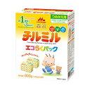 森永 フォローアップミルク チルミル エコらくパック つめかえ用 400g×2袋【粉ミルク】