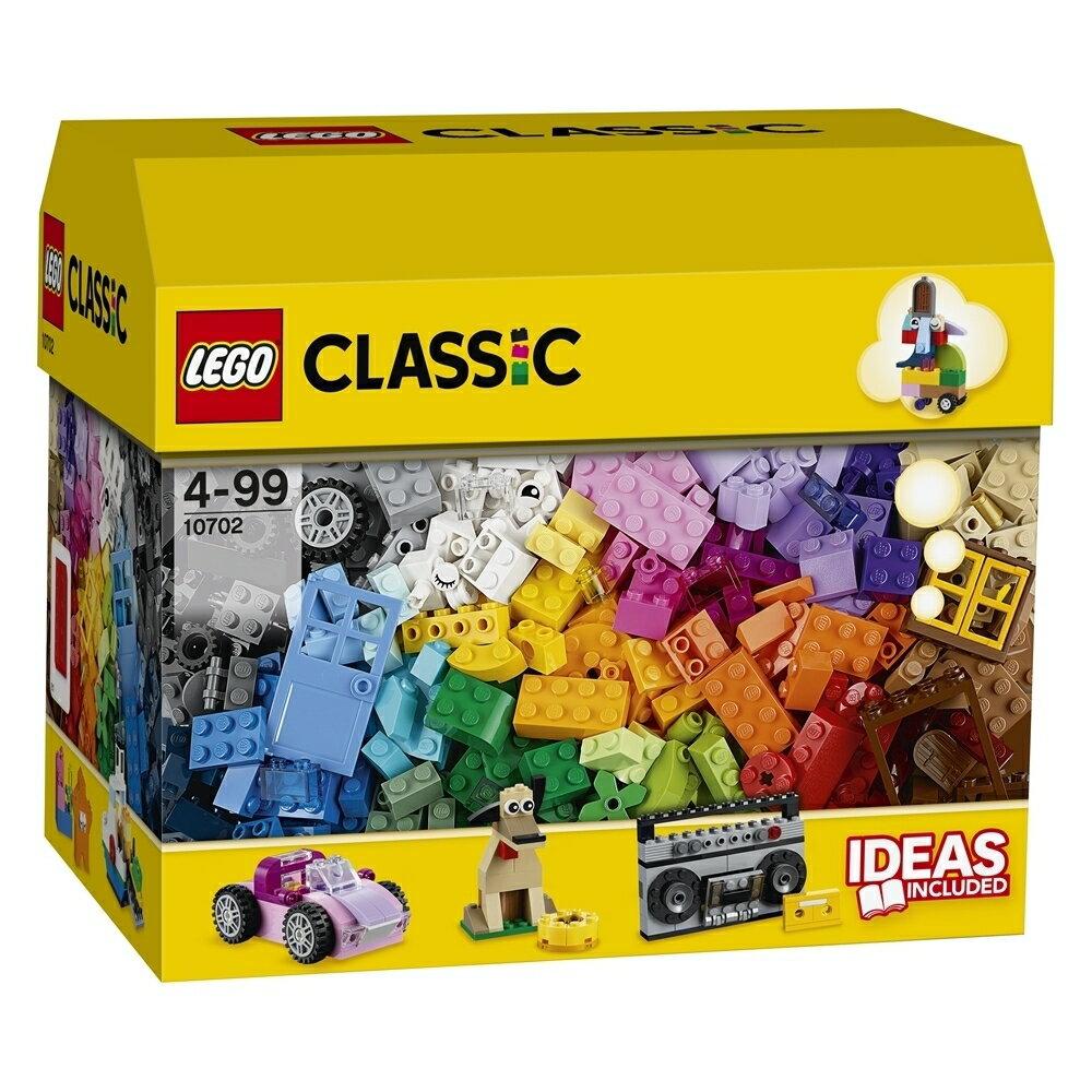 レゴ クラシック 10702 アイデアパーツ<エクストラセット>