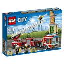 トイザらス限定 レゴ シティ 60112 大型消防車【送料無料】の画像