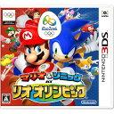【3DSソフト】マリオ&ソニック AT リオオリンピック(TM)