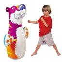 アニマル パンチバッグ (95cm ) イルカ・恐竜・トラ 【柄ランダム】