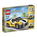 【オンライン限定価格】レゴ クリエイター 31046 スポーツカー<イエロー>の画像