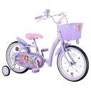 16インチ 子供用自転車 ちいさなプリンセス ソフィア