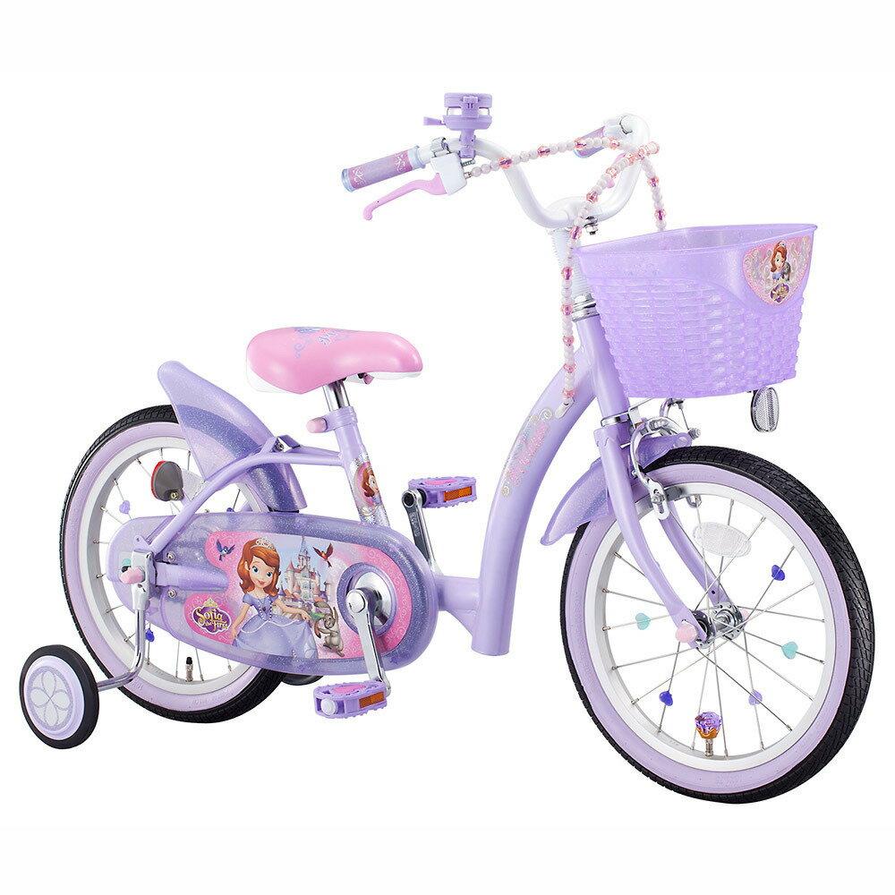 18インチ 子供用自転車 ちいさなプリンセス ソフィア