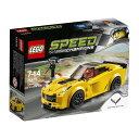 レゴ スピードチャンピオン 75870 シボレー コルベット Z06【送料無料】