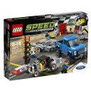 レゴ スピードチャンピオン 75875 フォード F-150 ラプター&フォードモデル A ホットロッド【送料無料】