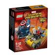 レゴ スーパーヒーローズ 76065 マイティマイクロ:キャプテン・アメリカ VS レッド・スカル【送料無料】