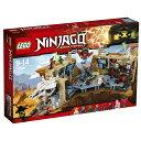 レゴ ニンジャゴー 70596 洞窟基地 ニンジャベースX【送料無料】の画像
