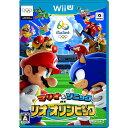【Wii Uソフト】マリオ&ソニック AT リオオリンピック(TM)【送料無料】